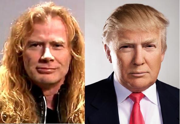 Mustaine-Trump combo