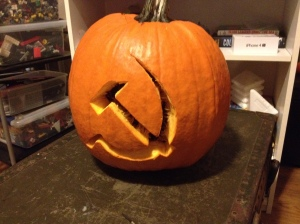 commie pumpkin