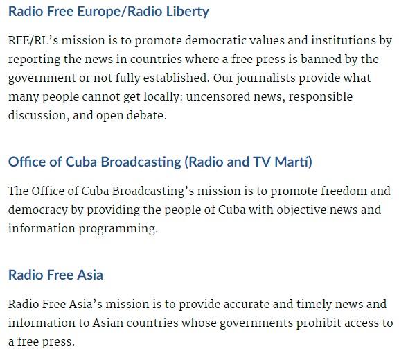 radio free asia etc