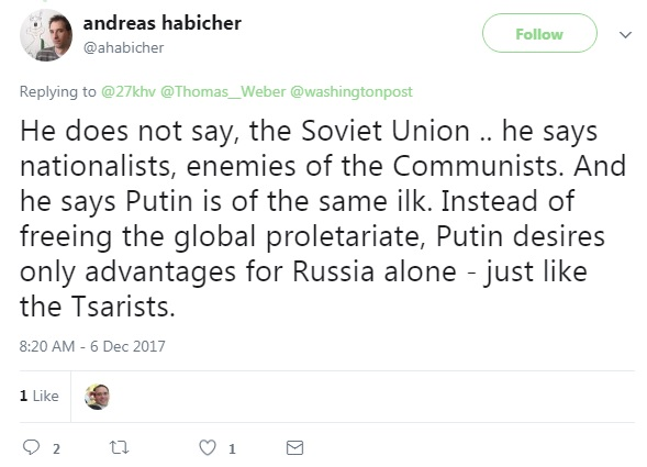Putin tsarist